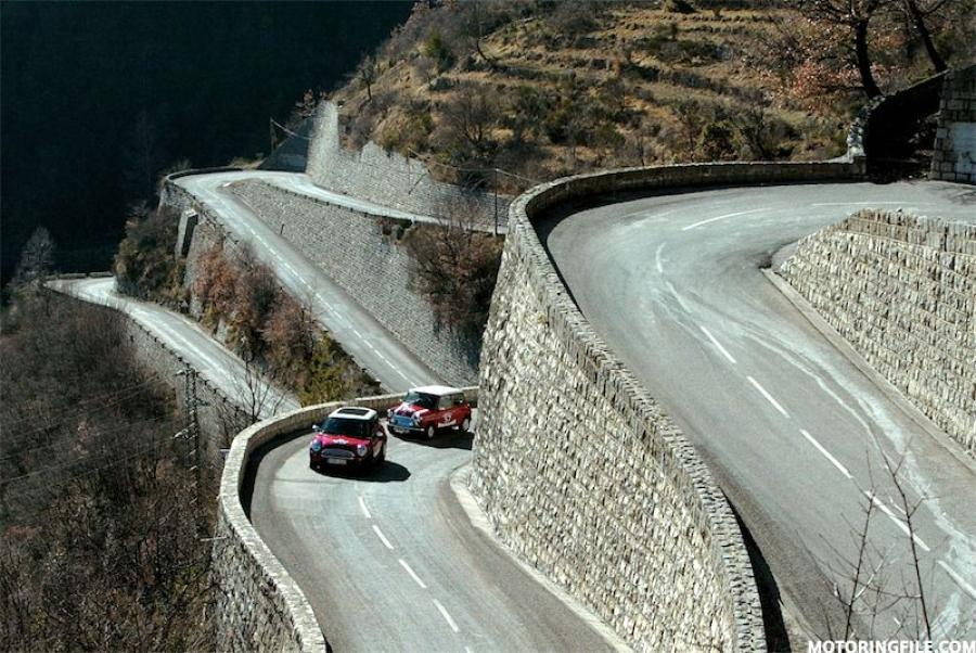 Rally od Monte Carla do Dubrovnika?