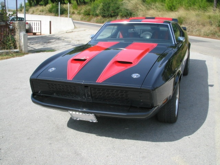 Eleanor - Ford Mustang Mach 1