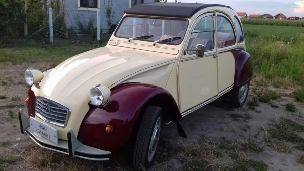 Citroen 2CV6 Dolly