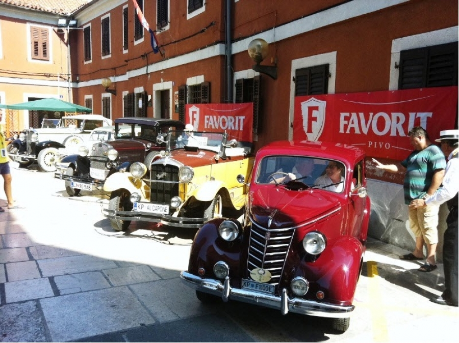 3. Days of vintage cars - Buzet Classic 2012