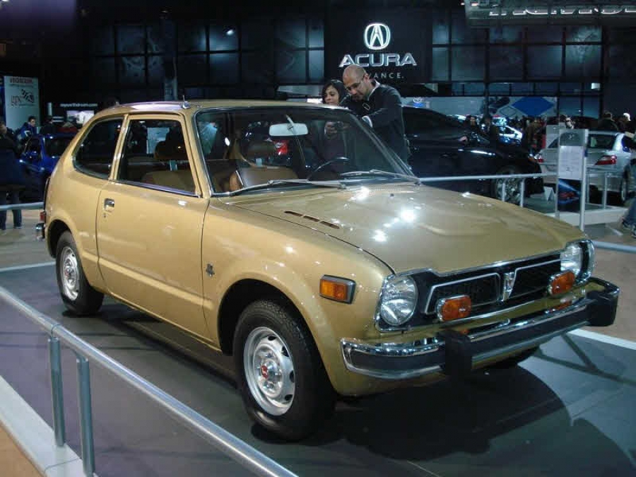 Honda Civic 1972-1979