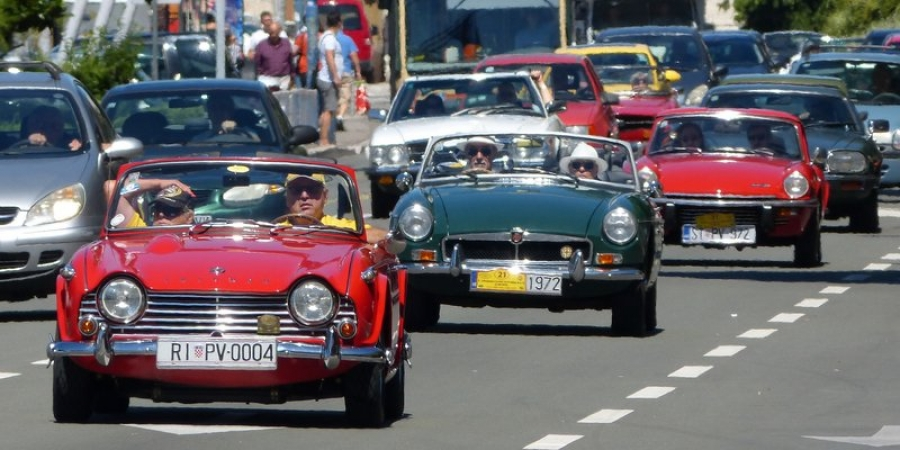 9. Liburnia Classic Oldtimer Rally