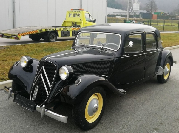 Citroen Traction
